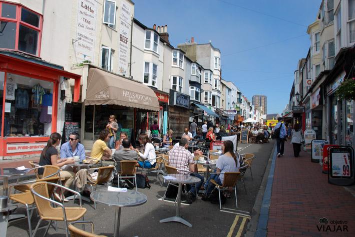 Gardner Street. Brighton