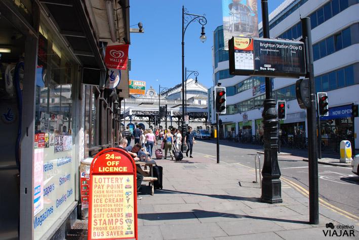 Queen's Road. Brighton