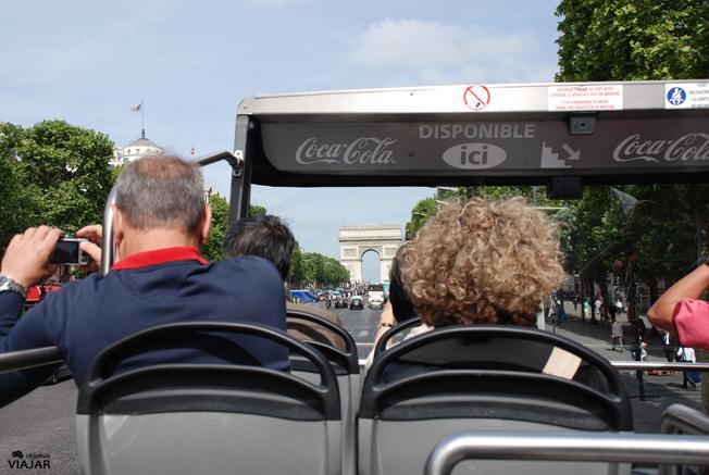 L'Opentour. París