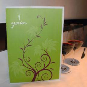 Restaurante Yain. Teruel
