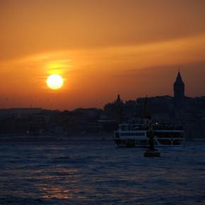 Üsküdar, en busca del mejor atardecer de Estambul
