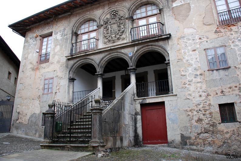 Palacio de Uriarte. Lekeitio