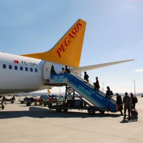 Volar con Pegasus Airlines a Estambul. e-Visado y traslados desde Sabiha Gökçen