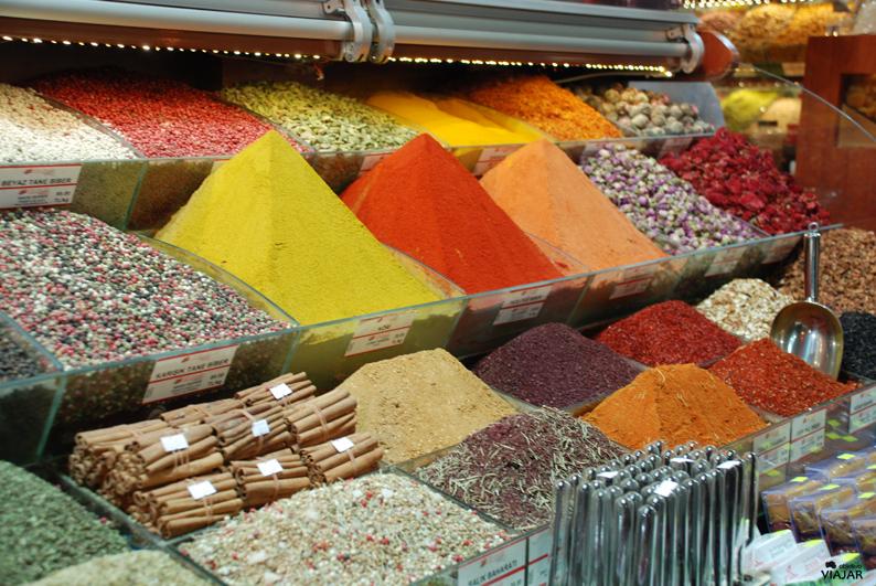 Bazar de las Especias. Estambul