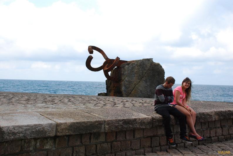 Confesiones en el Peine del Viento. San Sebastián