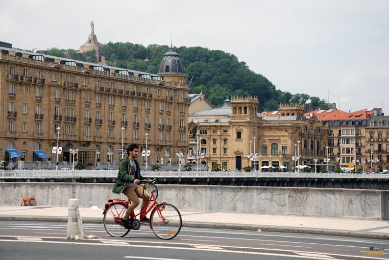 Hotel María Cristina y Teatro Victoria Eugenia. San Sebastián