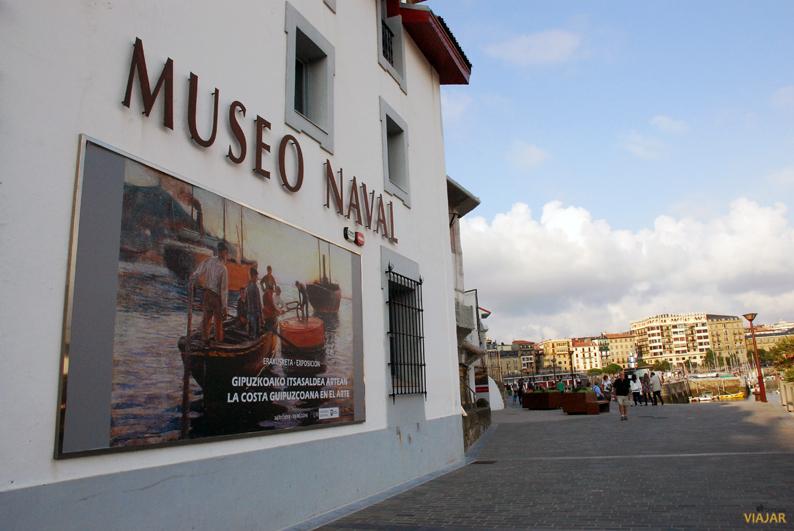 Museo Naval. San Sebastián