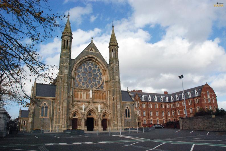 Clonard Monastery. Belfast