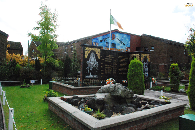 Garden of Remembrance. Belfast