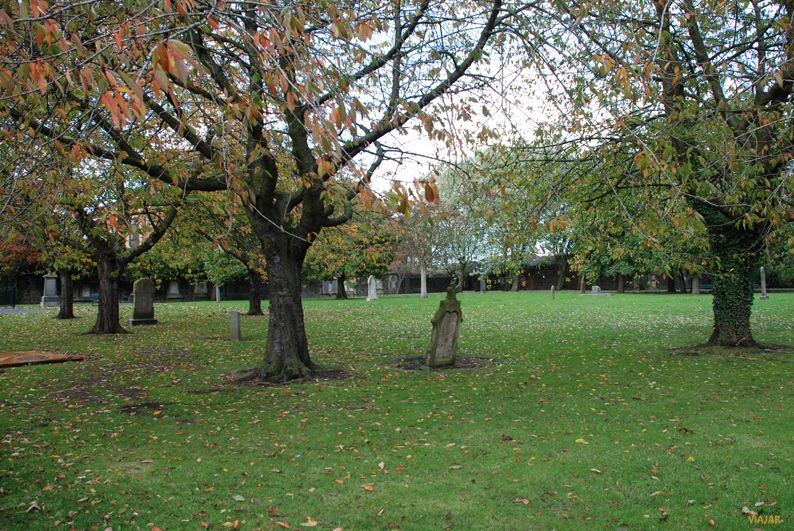 Shankill Rest Garden. Belfast