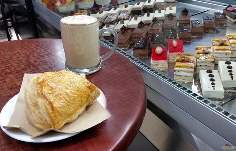 Pâtisserie et boissones Al Jawda. Marrakech