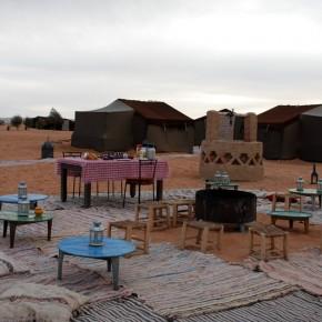 Dormir en una jaima en el desierto: una experiencia inolvidable en Marruecos