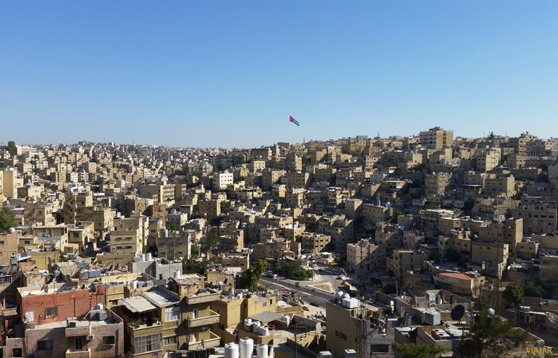 Amán. Jordania