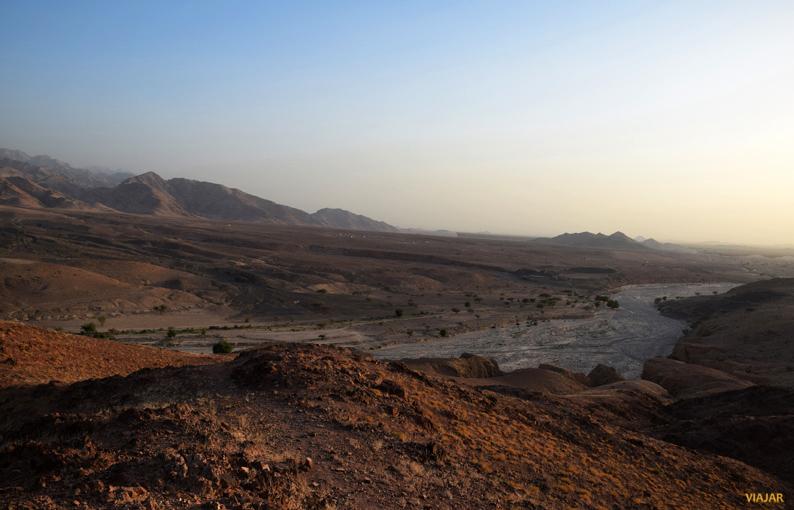Reserva de la Biosfera de Dana. Jordania