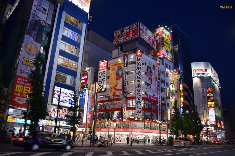 Akihabara. Tokio