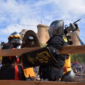 I Torneo Internacional de Combate Medieval en el castillo de Belmonte