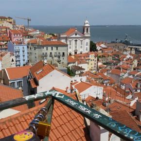 Miradores de Lisboa: mis cinco imprescindibles y un plus sobre ruedas