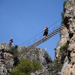 Vía ferrata de Priego: aventura y naturaleza en Cuenca