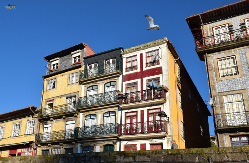 Cais da Ribeira, Oporto