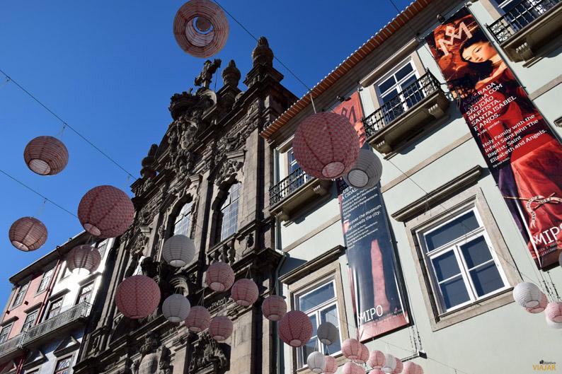 Rua das flores, Oporto