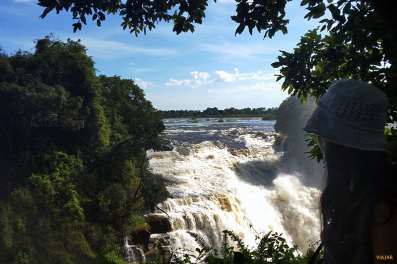 Cataratas Victoria. Zimbabue