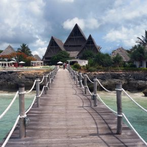 Hotel Essque Zalu Zanzibar *****. Zanzíbar