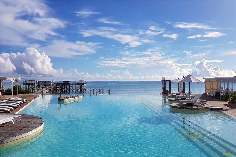 Piscina del hotel Essque Zalu Zanzibar