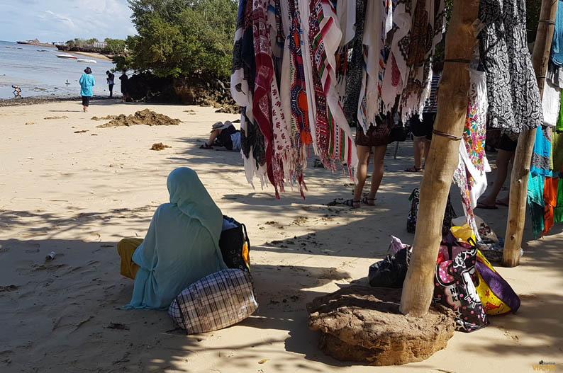 Playa de Fumba. Safari Blue. Zanzibar