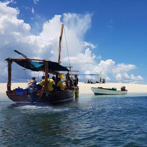 Safari Blue, una de las excursiones marítimas más populares de Zanzíbar