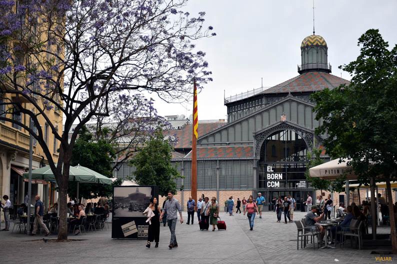 El Born Centro Cultural y de la Memoria. Barcelona