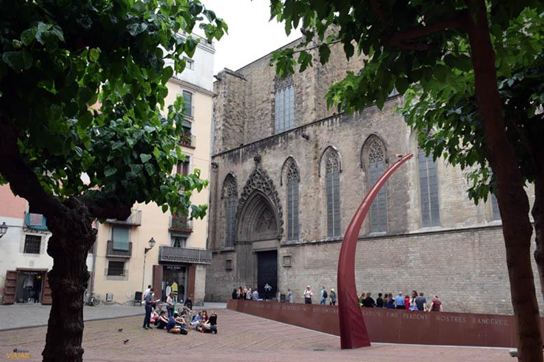 Fossar de les Moreres. Barcelona
