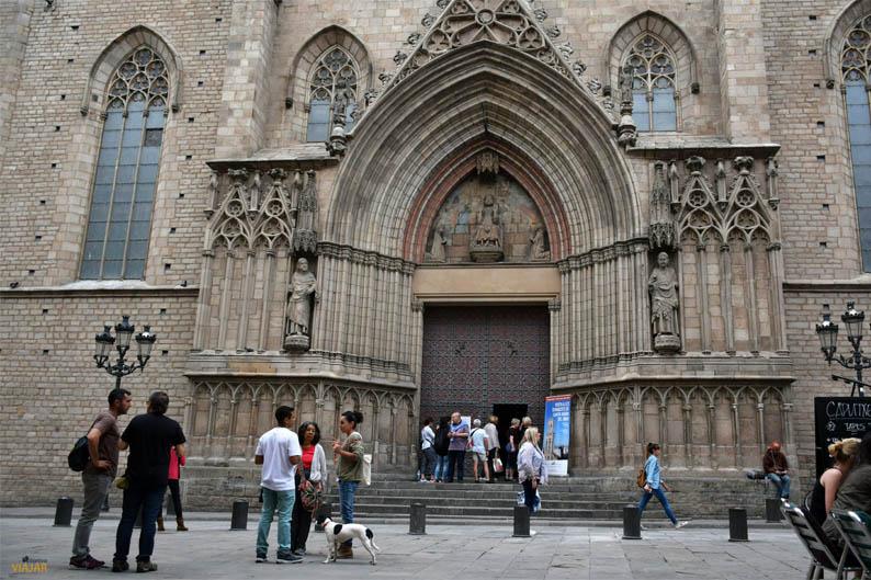 Las terrazas de Santa María del Mar y sus espectaculares vistas de Barcelona ...