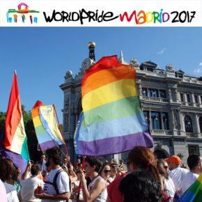 World Pride Madrid 2017, la gran fiesta mundial del Orgullo LGBT