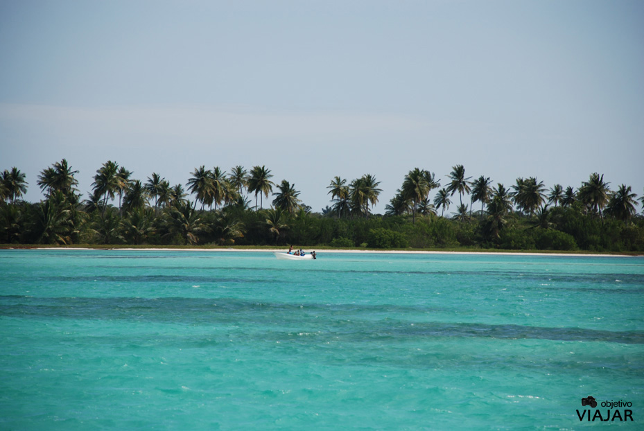 Panorámica Isla Saona
