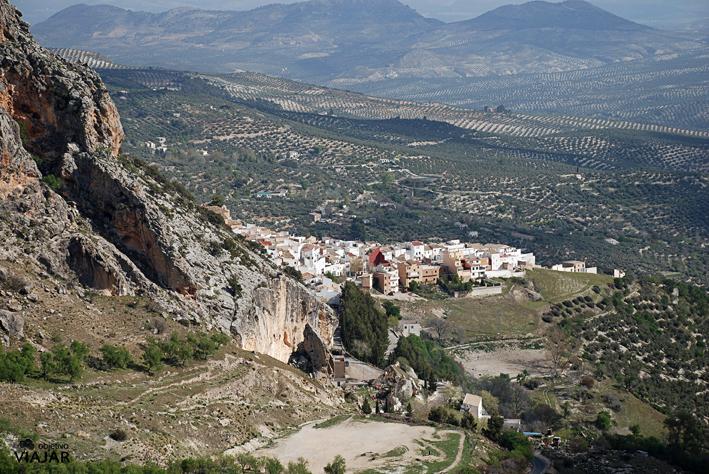 Albanchez de Magina. Sierra Magina