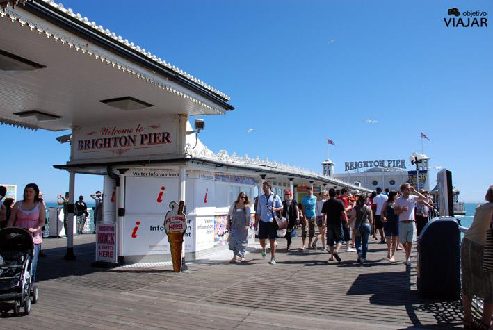 Brighton Pier. Brighton