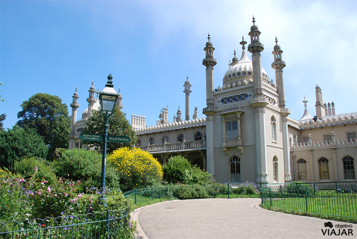 Royal Pavilion. Brighton