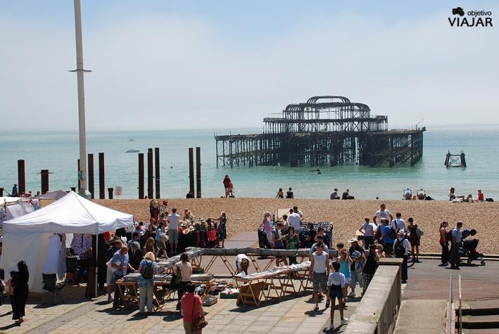 West Pier. Brighton