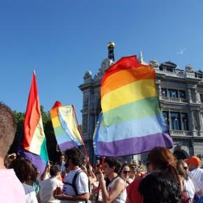 Fotogalería de la manifestación del Orgullo Gay en Madrid