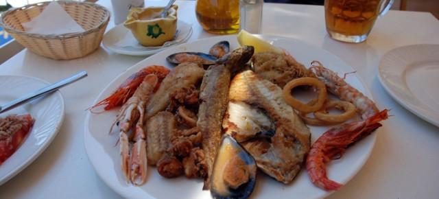 Restaurante Sur. Cala Granadella. Xàbia/Jávea