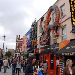 Camden Town, el sitio de mi recreo en Londres
