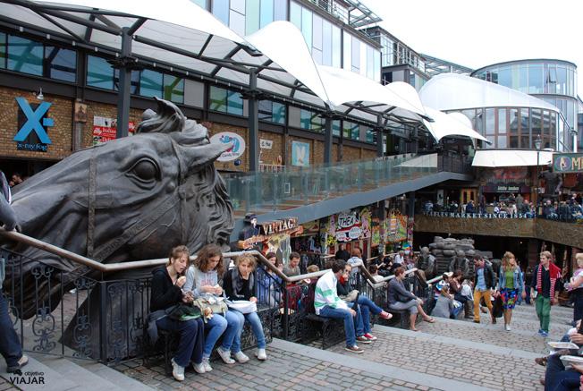 Stables Market. Camden Town