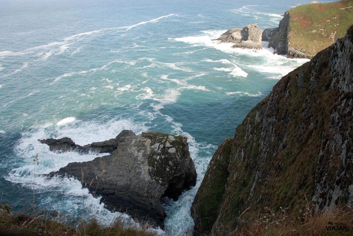 Horrión del Cabo, Cabo Vidio. Asturias