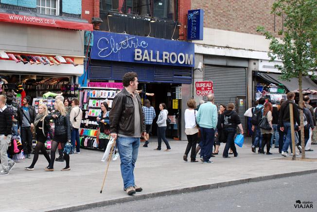 The Electric Ballroom. Camden Town