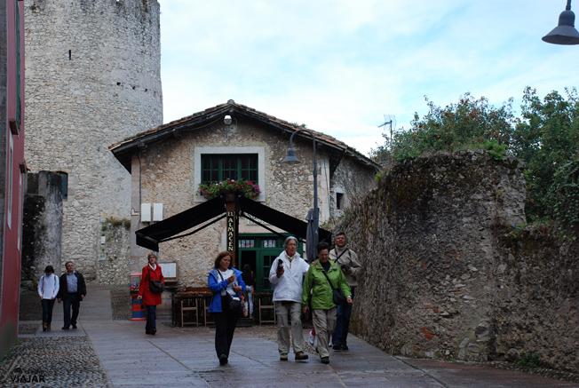 Sidrería El Almacén, Llanes. Asturias
