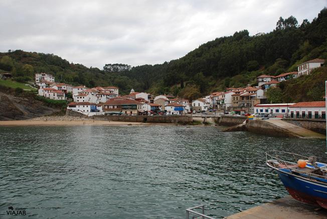 Tazones, Asturias.