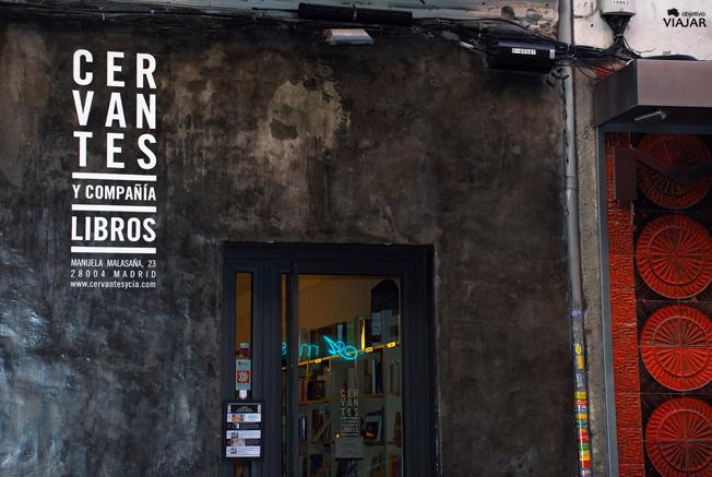 Qu ver en malasa a el barrio de madrid m s de moda objetivo viajar - Libreria gastronomica madrid ...