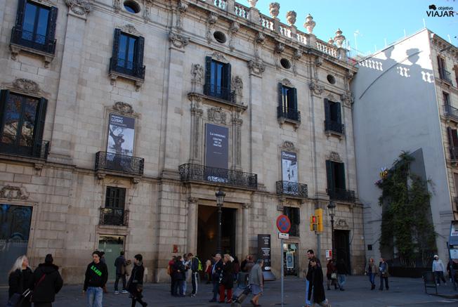 Palau de la Virreina. Barcelona