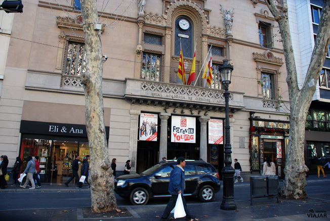 Teatro Poliorama. Barcelona