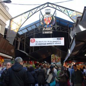 Mercado de La Boquería: historia, aromas y sabores